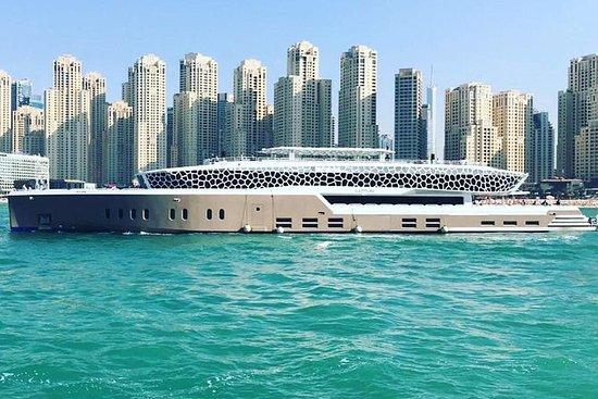 Luxus-Megayachtkreuzfahrt mit Brunch: Luxury Mega Yacht Cruise with Brunch