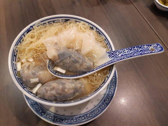 Dumplings Noodles
