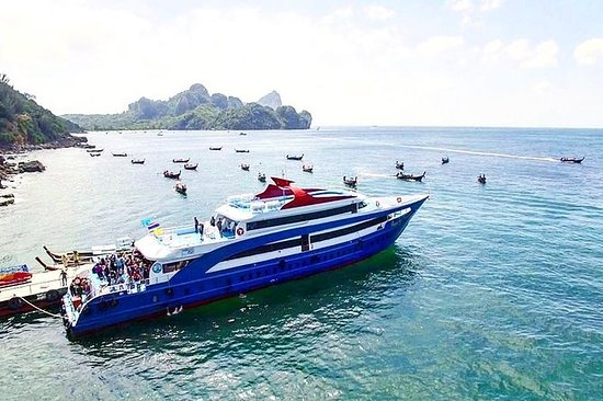 Phi Phi Island Tour by Big Boat & Speed...