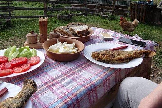 Visita a la granja de quesos en el...