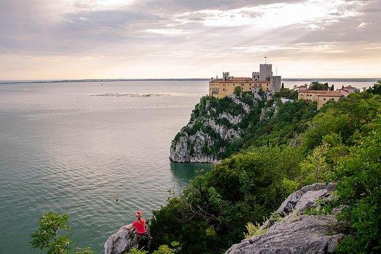 Vela y escalada en Trieste