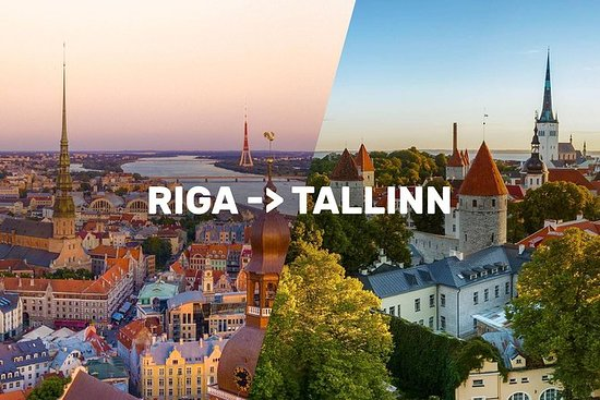 Bus à sens unique Riga – Tallinn