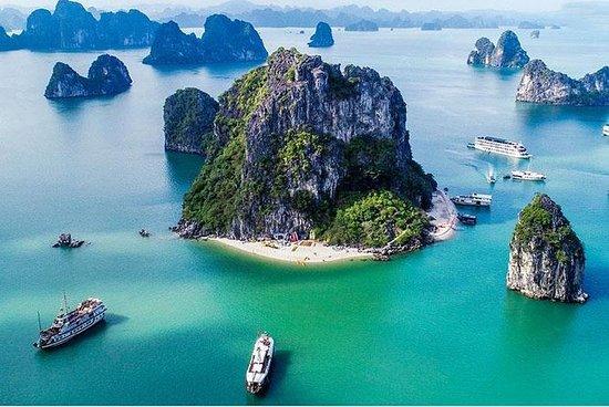Ha Long Bay Day Trip 6 Hours On Cruise: HA LONG BAY DAY TRIP 6 HOURS ON CRUISE