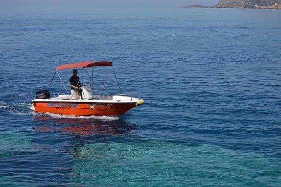 Barca a motore Mare 5,5m - 30hp Barca
