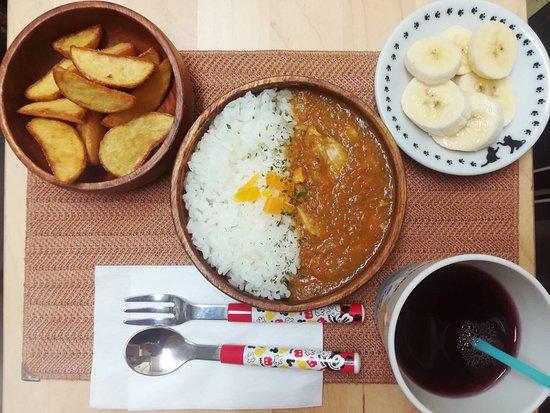Curry de France: お子様カレー小 Kids meal S