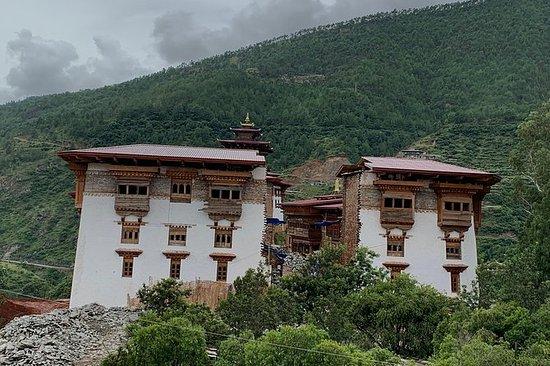 Glimt av bhutan