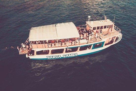 Barca Samba: La mejor fiesta en barco...