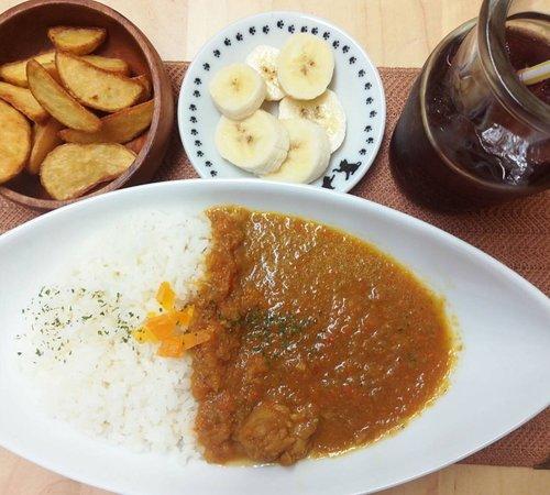 Curry de France: お子様カレー大 Kids meal L