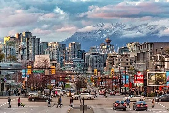 $99 Vancouver 2 Hours City Tour Private