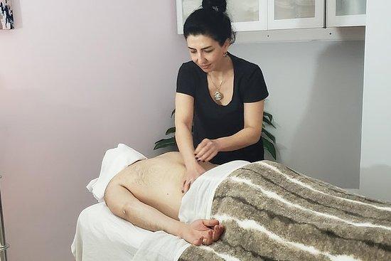 Masaje sueco de cuerpo completo