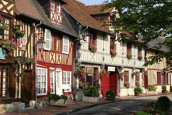巴黎的诺曼底美食之旅:礼貌,奶制品和典型村庄!
