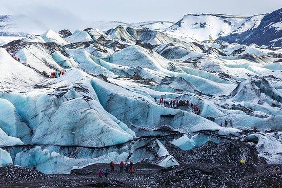 Sydkysten: Semi-privat gletschertur...