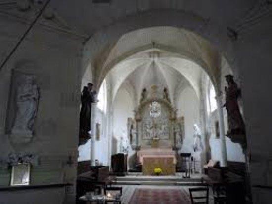 eglise Saint Aubin
