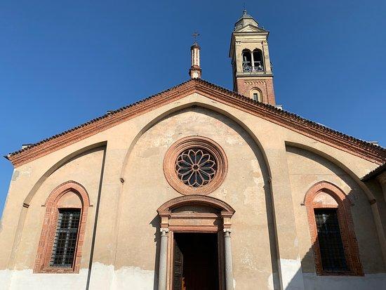 Chiesa della Nativita di Maria Vergine e S. Siro Vescovo