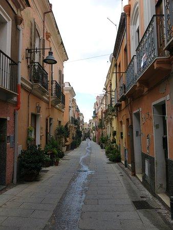 Via San Giovanni.