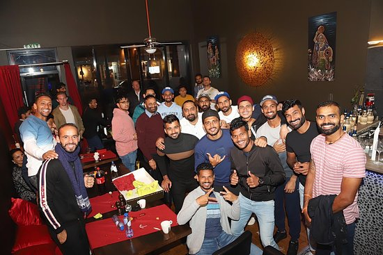 Hockey Team India Dinner Party