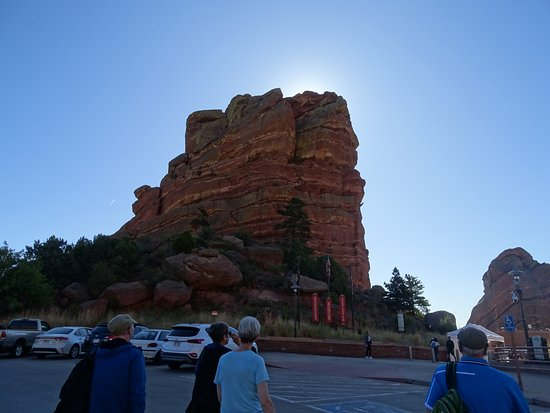 Foothills Explorer Tour From Denver: Red Rocks
