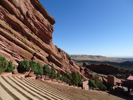 Foothills Explorer Tour From Denver: Red Rocks Amphitheatre