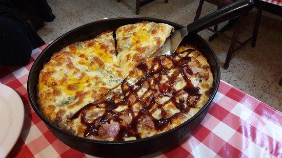 Pizza Bulls Barcelona Gran Via De Les Corts Catalanes 972
