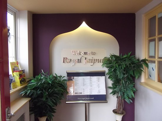 Welcome to the Royal Jaipur