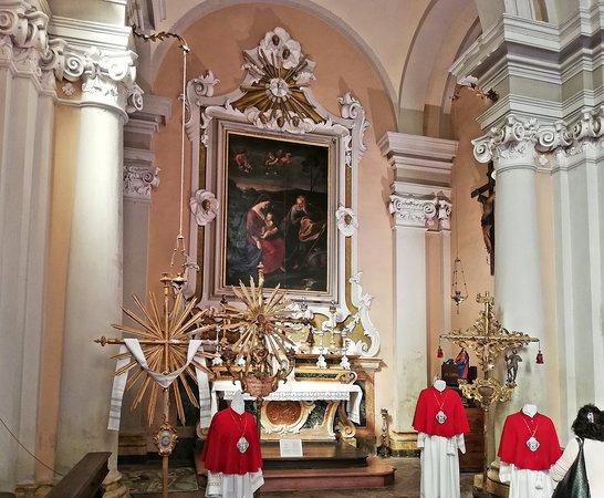 Oratorio di San Giuseppe e della Nativita della Madonna