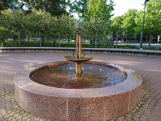 Keskuspuisto ja Hampstapuisto