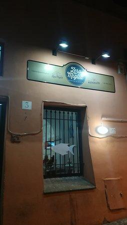 esterno ristorante zero miglia
