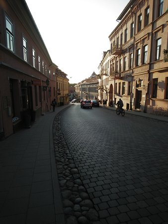 Uzupis streets
