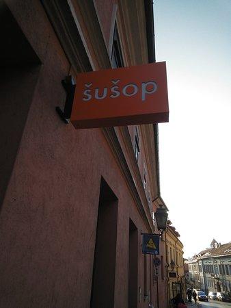 Uzupis shops