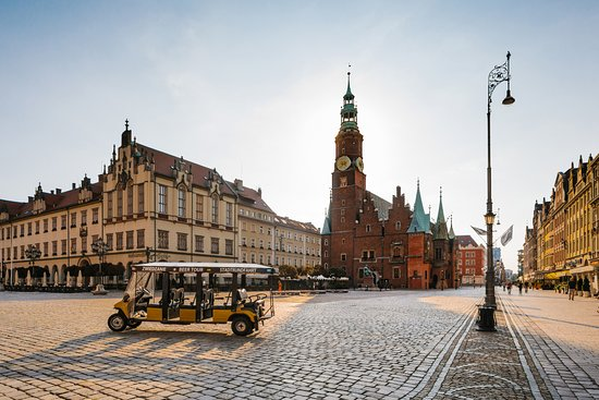 ‪Wroclaw City Guide‬