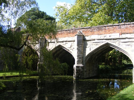Bridge over North Moat
