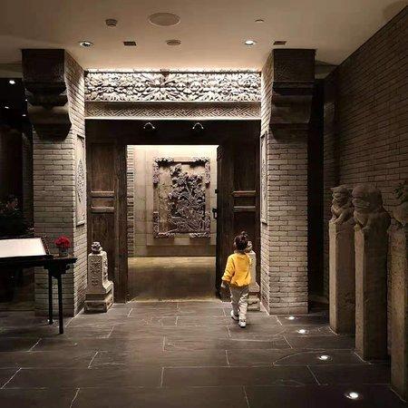 古樸的大門