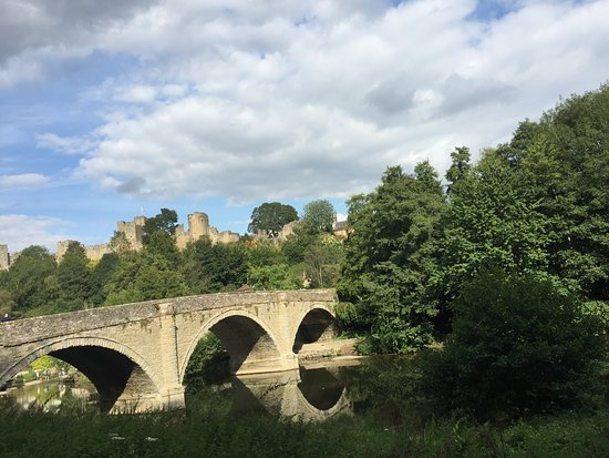 Bridge with Castle in the background