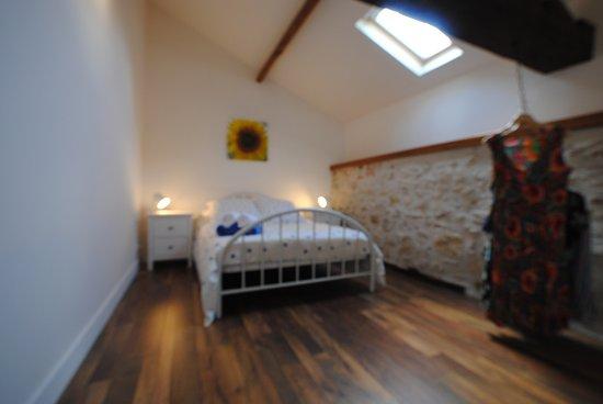 Dolmayrac, Frankrike: Crilloin king size bedroom