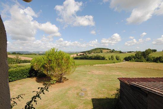 Dolmayrac, Frankrike: view
