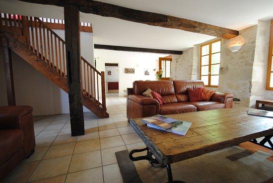 Dolmayrac, Frankrike: lounge in Crillon