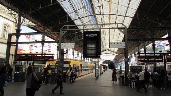 Sao Bento platforms