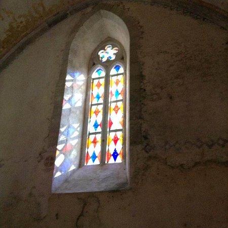 Leisi, Estland: the window still impress me