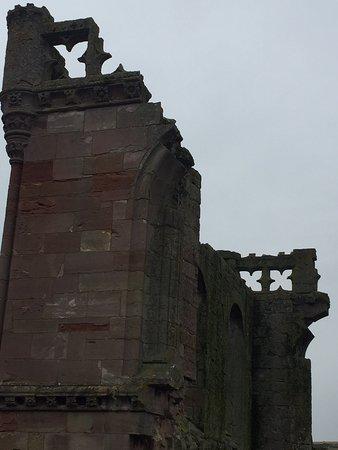 Ancient ruin.