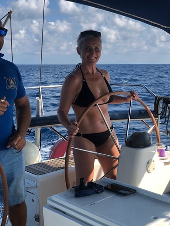 Great sailing experience