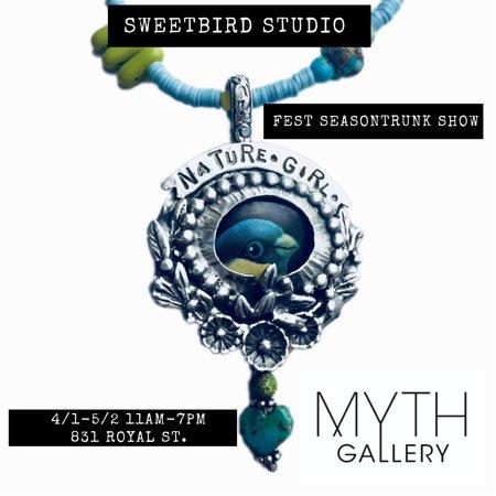 Sweet Bird Studio Pop Up