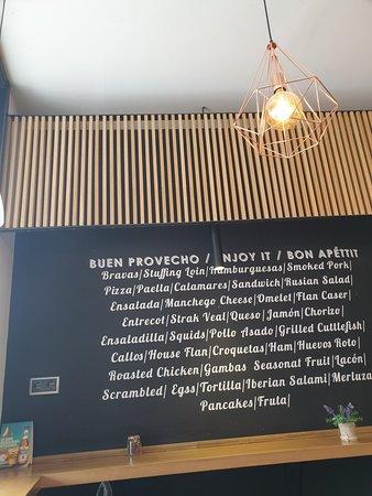 Great tapa bar