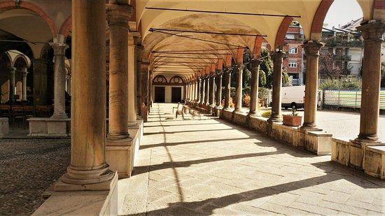 Milano - Santa Maria alla Fontana