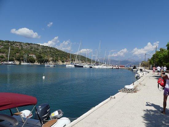Kastos Island, Yunanistan: Il Porto Kastos
