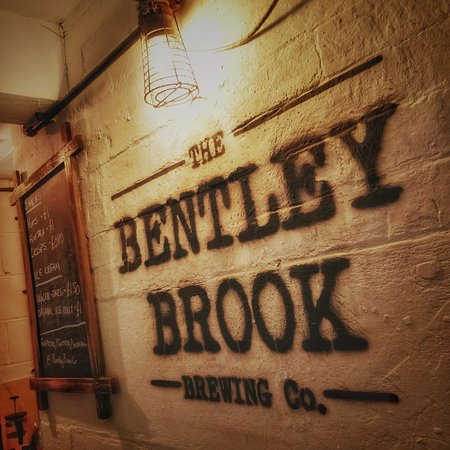 The Bentley Brook Brewing Company