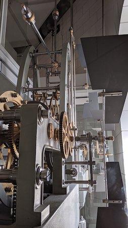 Clock of  Hausmannsturm