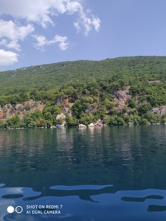 The best boat excursions in Ohrid Lake