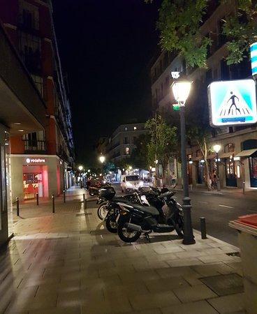 Calle De Los Libreros.
