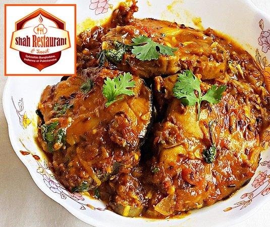 Poisson Bhuna - Fish Curry