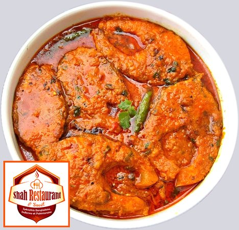 Fish Curry - Poisson Curry